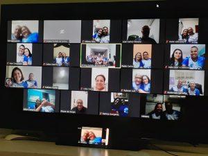 encontro virtual pastoral familiar